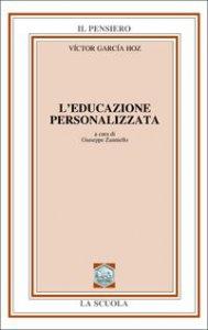 Copertina di 'L' educazione personalizzata'