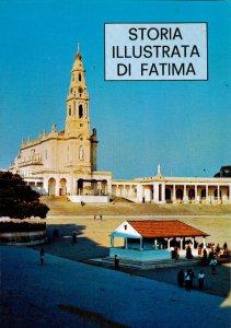 Copertina di 'Storia illustrata di Fatima'