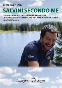 Copertina di 'Salvini secondo me'
