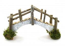 Copertina di 'Ponte In Sughero e Assi Di Legno ? Bertoni presepe linea Natale'