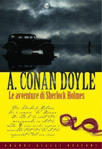 Copertina di 'Le avventure di Sherlock Holmes'
