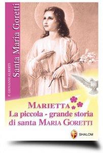 Copertina di 'Marietta'
