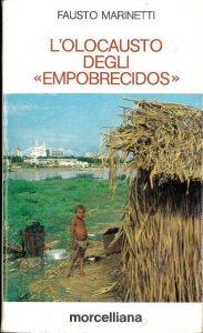 Copertina di 'L' olocausto degli «Empobrecidos». Lettere di un italiano parroco in Brasile (1983-1985)'
