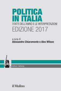 Copertina di 'Politica in Italia'