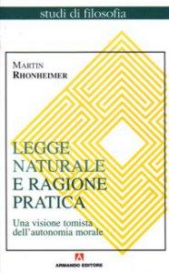 Copertina di 'Legge naturale e ragione pratica'