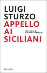 Copertina di 'Appello ai siciliani'