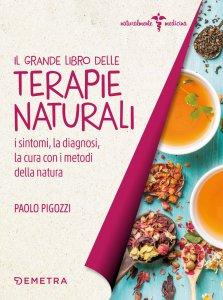 Copertina di 'Il grande libro delle terapie naturali'