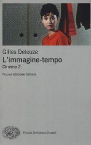 Copertina di 'L' immagine-tempo. Cinema'
