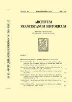 Le converse delle Clarisse: carattere e mutazioni lungo i secoli (pp. 125-168) - Mauro Papalini