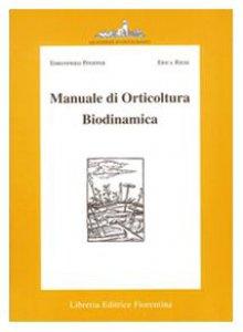 Copertina di 'Manuale di orticultura biodinamica'