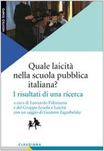 Copertina di 'Quale laicità nella scuola pubblica italiana?'