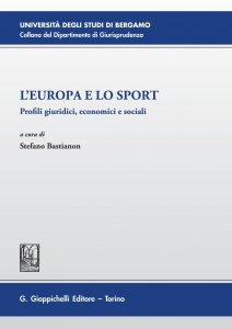 Copertina di 'L'Europa e lo Sport'
