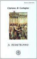 A Demetriano - Cipriano (san)
