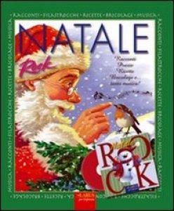 Copertina di 'Natale rock. Con CD'