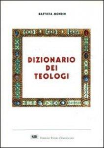 Copertina di 'Dizionario dei teologi'