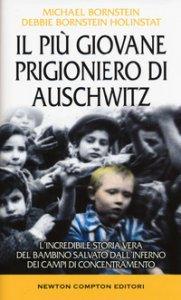Copertina di 'Il più giovane prigioniero di Auschwitz'