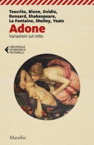 Copertina di 'Adone. Variazioni sul mito'