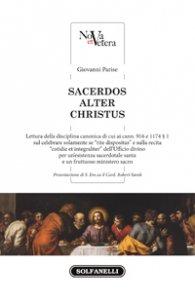 Copertina di 'Sacerdos alter Christus'