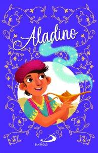 Copertina di 'Aladino'