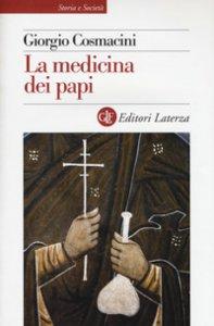 Copertina di 'La medicina dei papi'