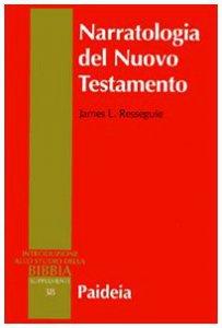 Copertina di 'Narratologia del Nuovo Testamento'