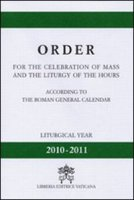 Order for the 2010-2011