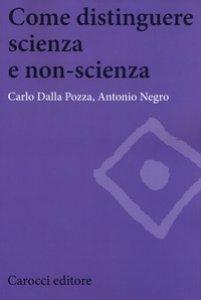 Copertina di 'Come distinguere scienza e non-scienza'