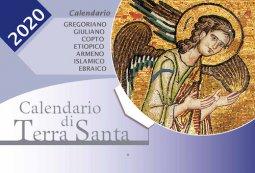 Copertina di 'Calendario di Terra Santa 2020'