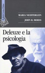Copertina di 'Deleuze e la psicologia'