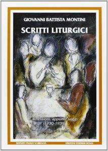 Copertina di 'Scritti liturgici'