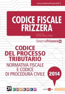 Copertina di 'Codice del processo tributario 2014'
