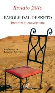 Copertina di 'Parole dal deserto'