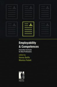 Copertina di 'Employability & competences. Innovative curricula for new professions'