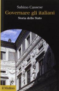 Copertina di 'Governare gli italiani'