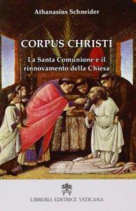 Copertina di 'Corpus Christi'