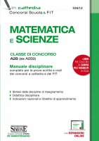Matematica e Scienze - Classe di concorso A28 (ex A059) - Redazioni Edizioni Simone