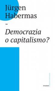 Copertina di 'Democrazia o capitalismo?'