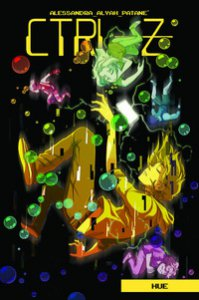 Copertina di 'Hue. CTRL-Z'