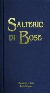 Copertina di 'Salterio di Bose. Salmi e Cantici biblici'