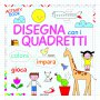 Disegna con i quadretti. Activity book