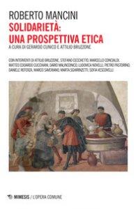 Copertina di 'Solidarietà: una prospettiva etica'