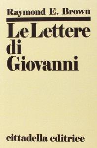 Copertina di 'Le lettere di Giovanni'