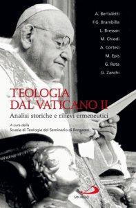 Copertina di 'Teologia dal Vaticano II'