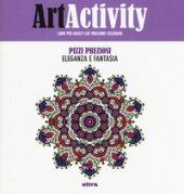 Art activity. Pizzi preziosi. Eleganza e fantasia