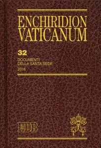 Copertina di 'Enchiridion Vaticanum'