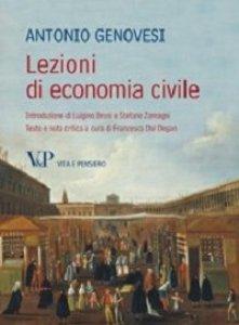 Copertina di 'Lezioni di economia civile'