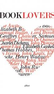 Copertina di 'Booklovers. Citazioni celebri sui libri e la lettura'