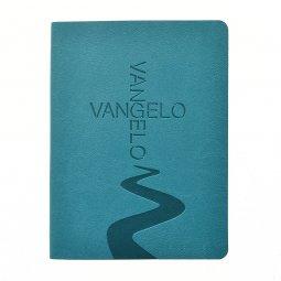 Copertina di 'Vangelo (ediz. tascabile - Azzurro)'
