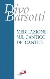 Copertina di 'Meditazione sul Cantico dei cantici'
