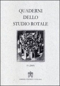 Copertina di 'Quaderni dello Studio Rotale?'